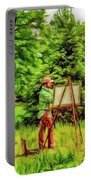 The Artist Portable Battery Charger