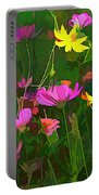 The Artistic Side Of Nature Portable Battery Charger