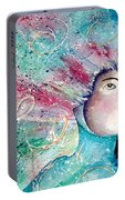 The Artist's Mind  Portable Battery Charger