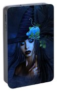 The Autumn Witch 02 Portable Battery Charger