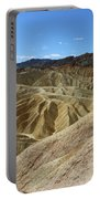 The Badlands Of Death Valley Portable Battery Charger