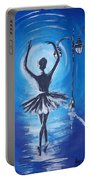 The Ballerina Dance Portable Battery Charger