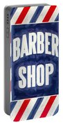 The Barber Shop Portable Battery Charger