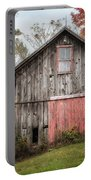 The Barn With The Red Door Portable Battery Charger