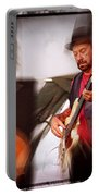 The Bass Player Portable Battery Charger