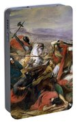 The Battle Of Poitiers Portable Battery Charger