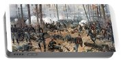 The Battle Of Shiloh Portable Battery Charger