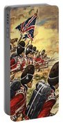 The Battle Of Waterloo Portable Battery Charger