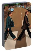 The Beatles Abbey Road Portable Battery Charger