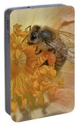 The Beautiful Bee Portable Battery Charger