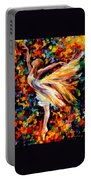The Beauty Of Dance Portable Battery Charger
