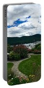 The Beauty Of Lake George Portable Battery Charger