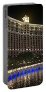 The Belagio A Night View Portable Battery Charger