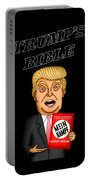 The Bible Of Trump Portable Battery Charger
