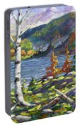 The Birches Portable Battery Charger