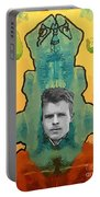 The Birth Of Rorschach The Inventor Of The Inkblot Test Portable Battery Charger