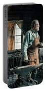 The Blacksmith - Smith Portable Battery Charger by Gary Heller