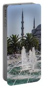 The Blue Mosque Istanbul Portable Battery Charger