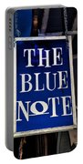 The Blue Note - Bourbon Street Portable Battery Charger