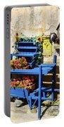 The Blue Wheelbarrow Portable Battery Charger
