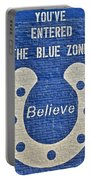 The Blue Zone Portable Battery Charger