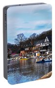 The Boat House Row Portable Battery Charger