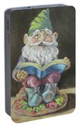 The Book Gnome Portable Battery Charger