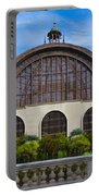 The Botanical Building Portable Battery Charger