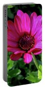 The Botanical Garden Zagreb Floral #9 Portable Battery Charger