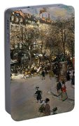 The Boulevard Des Italiens Portable Battery Charger
