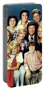 The Brady Bunch Portable Battery Charger