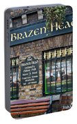 The Brazen Head Pub Portable Battery Charger