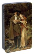 The Bride Of Lammermoor Portable Battery Charger