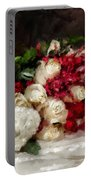 The Bride's Bouquet Portable Battery Charger