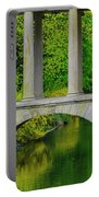 The Bridge Across The Pond Portable Battery Charger