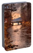 The Bridge By The Lake Portable Battery Charger
