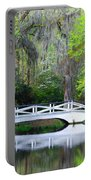The Bridges In Magnolia Gardens Portable Battery Charger