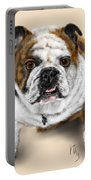 The Bull Dog Pup Portable Battery Charger