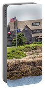 The Bush Compound Kennebunkport Maine Portable Battery Charger