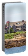The Bush Family Compound On Walkers Point Portable Battery Charger