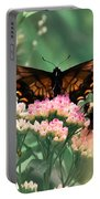 The Butterfly And The Bumblebee Portable Battery Charger