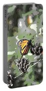 The Butterfly Portable Battery Charger