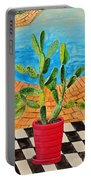 The Cactus From Nigeria Portable Battery Charger