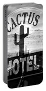 The Cactus Motel Portable Battery Charger