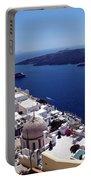 The Caldera, Santorini Portable Battery Charger