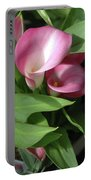 The Calla Lily Portable Battery Charger