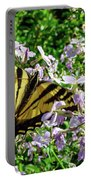 The Canadian Tiger Swallowtail Portable Battery Charger