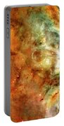 The Carina Nebula Panel Number One Out Of A Huge Three Panel Set Portable Battery Charger