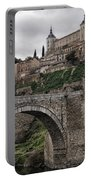 The Castle And The Bridge Portable Battery Charger