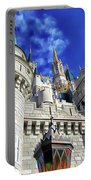 The Castle Portable Battery Charger